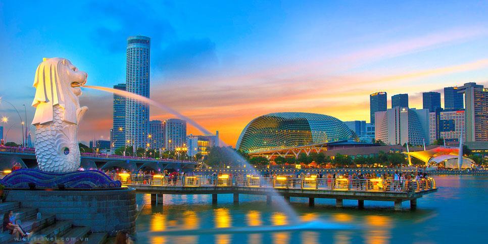Hè Rực Rỡ Cùng Tour Singapore Indonesia Malaysia 4 Ngày 3 Đêm