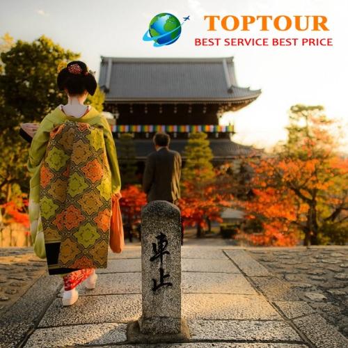 Du lịch Nhật Bản nên chọn trang phục như thế nào?
