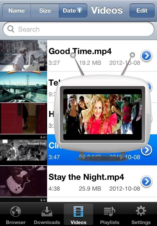 TOP 10 phần mềm Download Video tốt nhất cho iphone