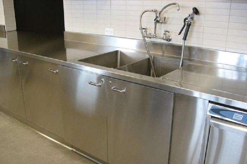 Đơn vị thiết kế tủ bếp inox theo yêu cầu uy tín, chuyên nghiệp nhất hcm