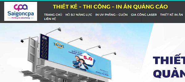 Top 10 công ty thiết kế quảng cáo uy tín - đẹp TPHCM