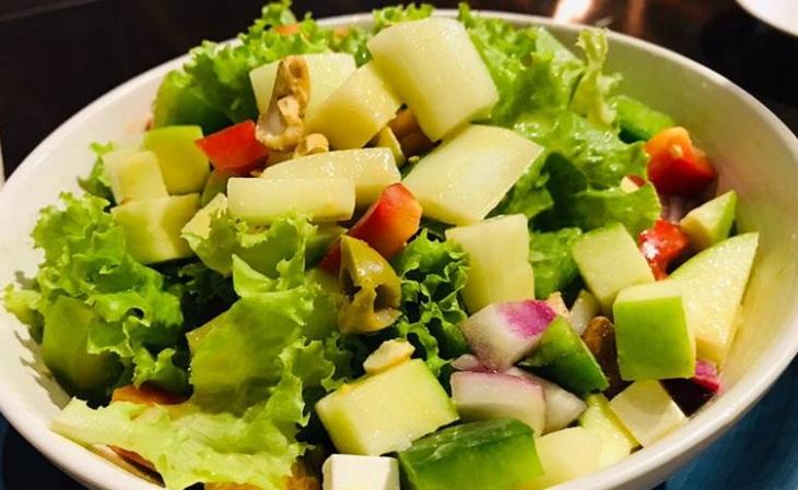 Salad trái cây tốt cho sức khỏe, đơn giản dễ làm