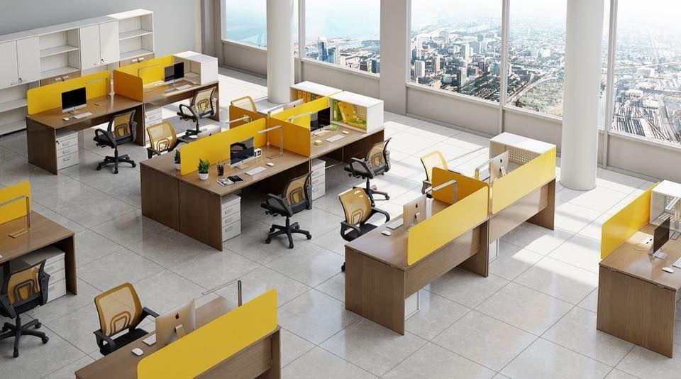Top 10 công ty nội thất văn phòng ở TPHCM uy tín