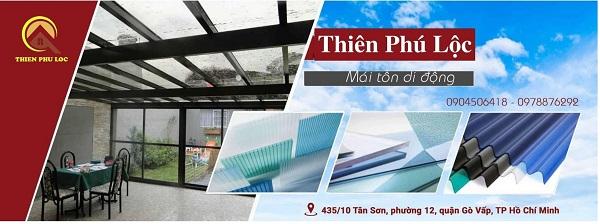 Top 9 địa chỉ lắp đặt mái hiên di động giá rẻ nhất tại TPHCM