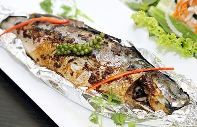 Công thức làm cá ba sa nướng rau răm ngon hết sảy