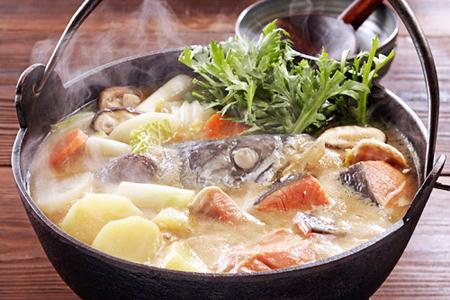 Đậm đà hương vị món lấu cá chẻm khoai môn