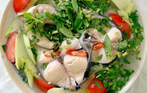 Cách nấu lẩu cá ba sa giúp thanh mát cơ thể