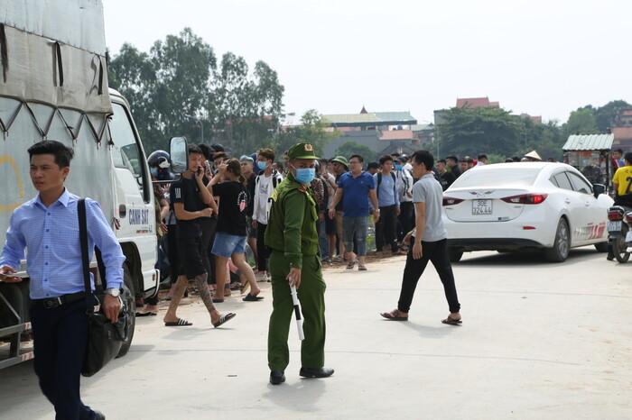 Đã tìm thấy thi thể nữ sinh học viện Ngân hàng bị cướp tài sản dưới sông Nhuệ cách hiện trường 5km