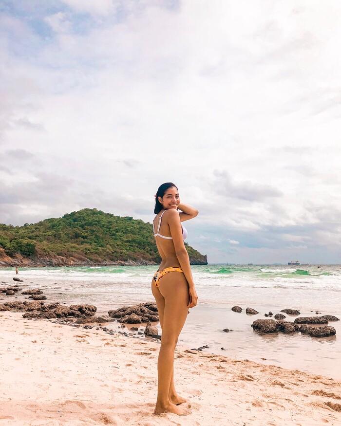 Đối thủ Khánh Vân - Hoa hậu Hoàn vũ Nhật Bản 2020 bị chê 'kém sắc' nhưng body - nét đẹp lai thừa sức hút