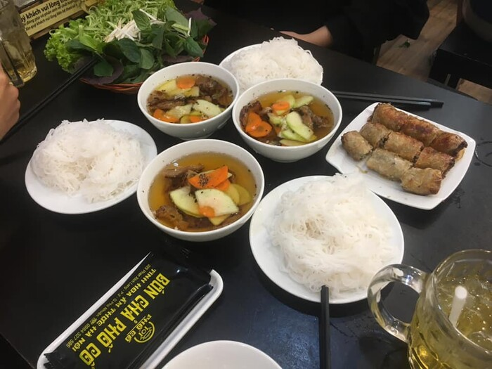 7 quán bún chả đậm vị Hà Nội nức lòng thực khách tại Sài Gòn