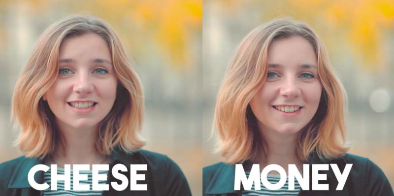 7 mẹo giúp người mẫu có được nụ cười tự nhiên trong khi chụp ảnh