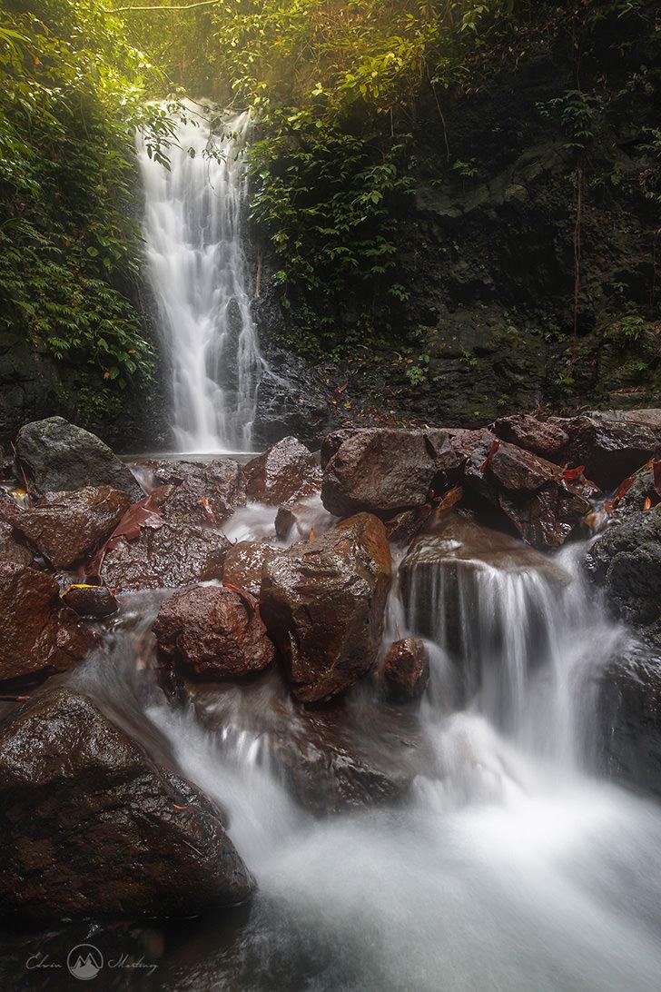 Thiết kế và Lập bố cục khi chụp ảnh thác nước: Một phương pháp trực quan