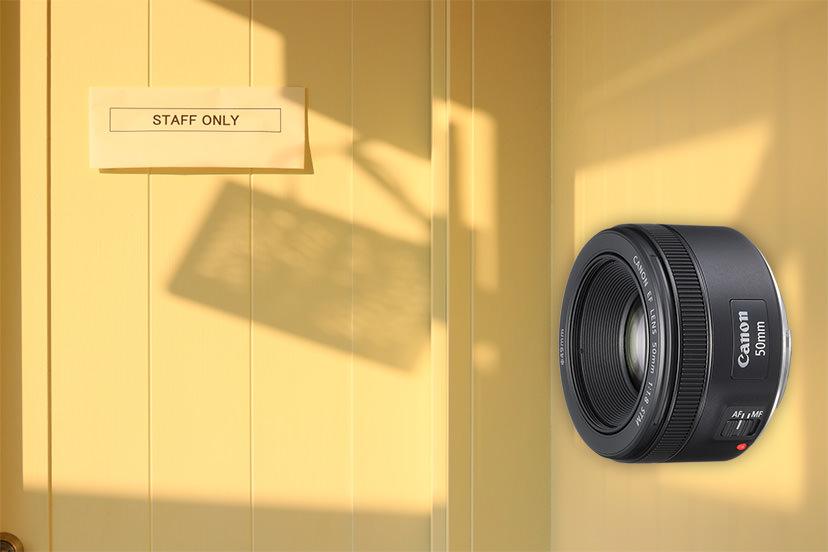 Đánh giá EF50mm f/1.8 STM và các thủ thuật bố cục hữu ích