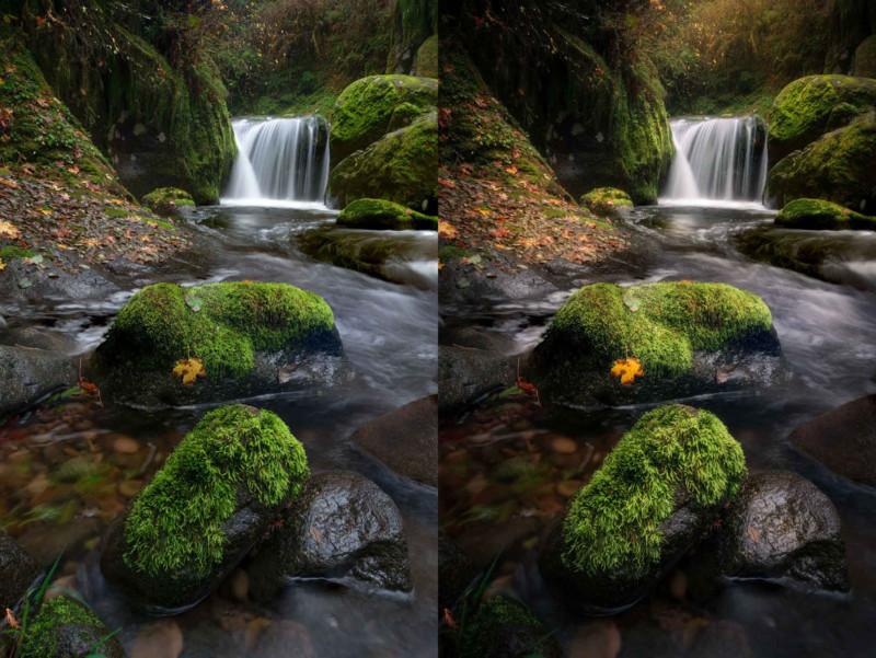 Cách sử dụng Dodging and Burning để tăng cường chất lượng hình ảnh phong cảnh