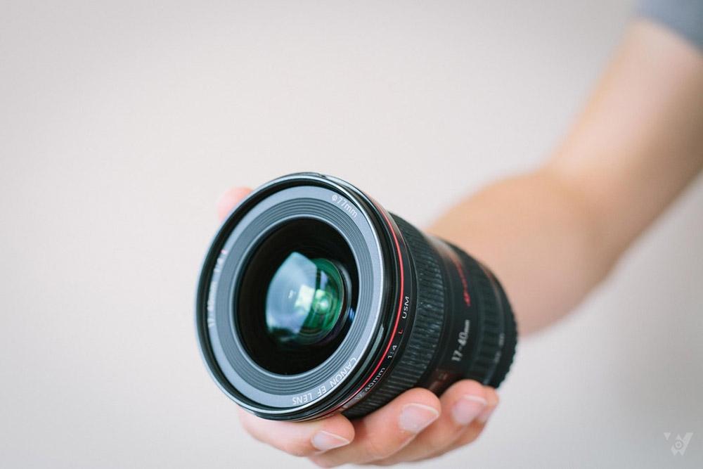 """Chữ """"USM"""" trên ống kính máy ảnh Canon DSLR của bạn có ý nghĩa gì?"""
