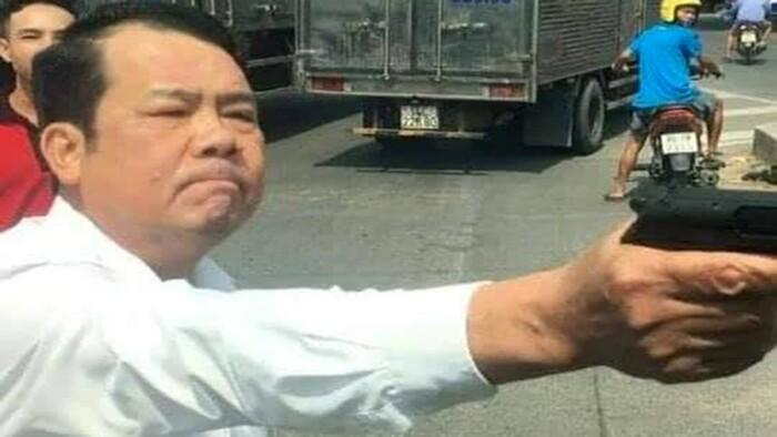 Hôm nay xét xử lưu động Giám đốc rút súng đe doạ 'bắn vỡ sọ' tài xế xe tải ở Bắc Ninh
