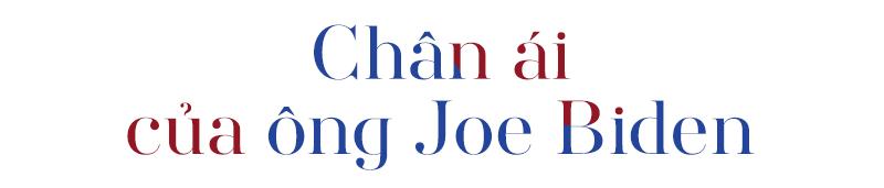 Tiến sĩ Jill Biden, chân ái của ứng cử viên tổng thống Mỹ Joe Biden