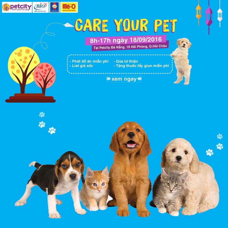 PETCITY - CARE YOUR PET Đà Nẵng