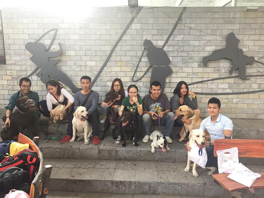 CARE YOUR PET - Ngày hội khám chữa bệnh miễn phí cho thú cưng thu hút giới trẻ Hà Thành