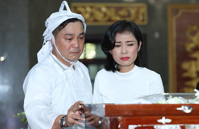 Việt Trinh chia sẻ nỗi đau mất cha với Lý Hùng - Ngôi sao