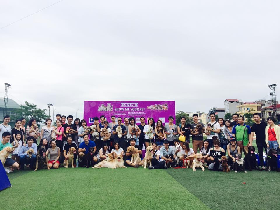 Pet Carnival 2017 - Ngày hội vui chơi dành cho thú cưng