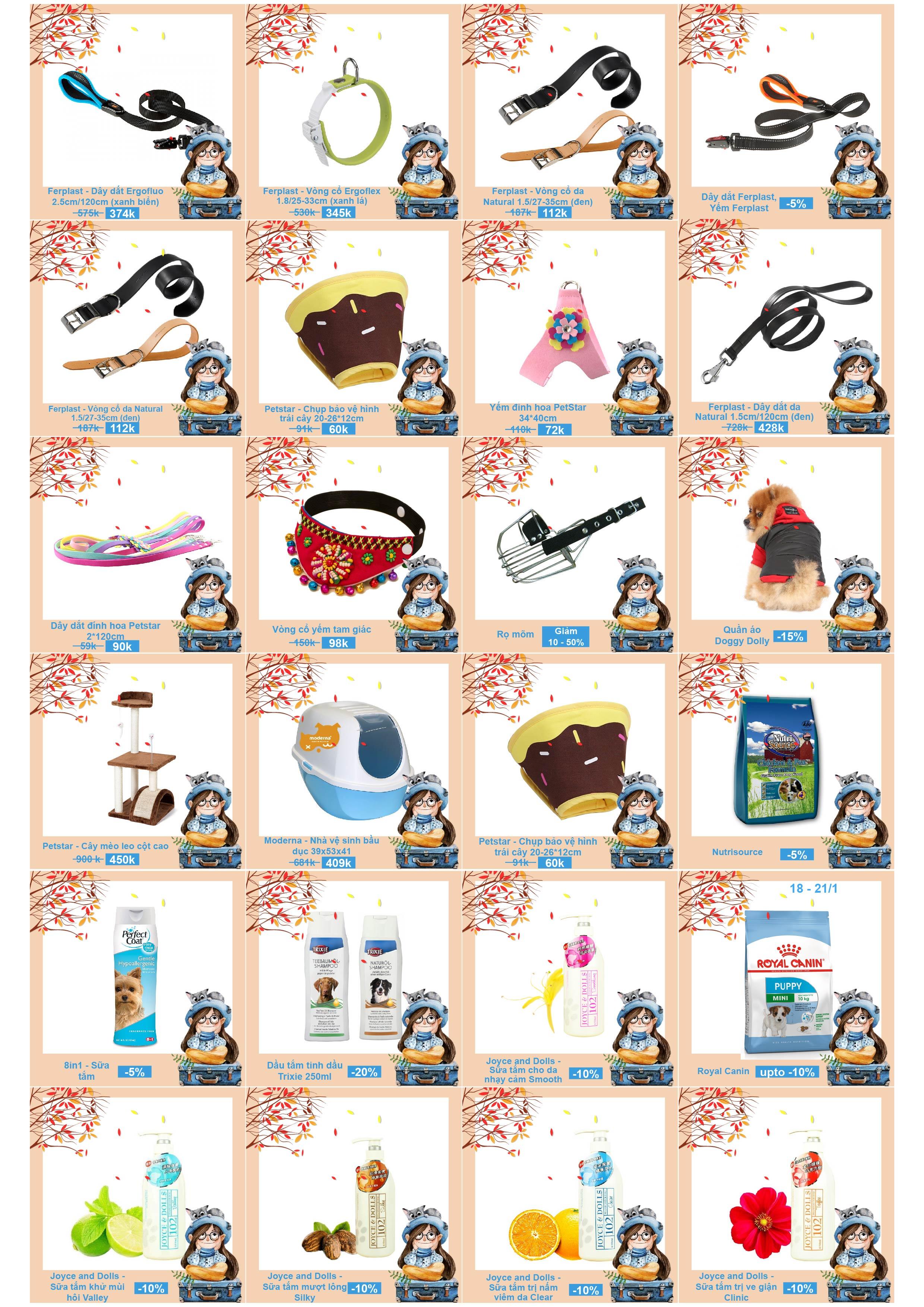 Vui Xuân Mới - Sắm Giá Hời: hơn 200 sản phẩm sale up to 50++