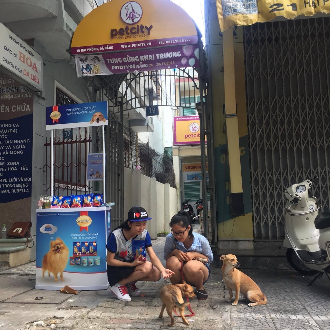 CARE YOUR PET - ĐÀ NẴNG thu hút nhiều cộng đồng yêu Pet tham gia