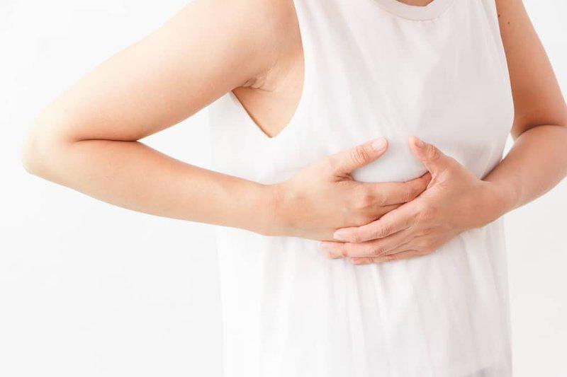 Ngực đau khi mang thai