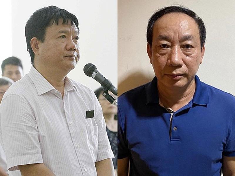 Truy tố ông Đinh La Thăng vụ sai phạm cao tốc Trung Lương