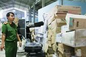Khó xử vụ rút ruột hàng từ container liên quan đến hải quan