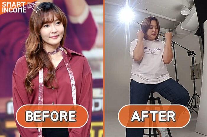 Dana (CSHJ) giảm một lèo 27 kg nhờ các liệu pháp chữa trị tinh thần