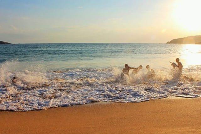 Khám phá bãi biển Bình Tiên và hưởng thụ tinh hoa trời đất
