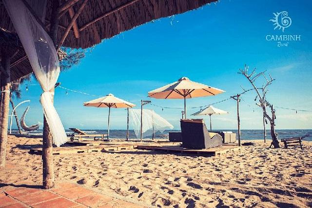 Kinh nghiệm du lịch bãi biển Cam Bình trọn vẹn nhất