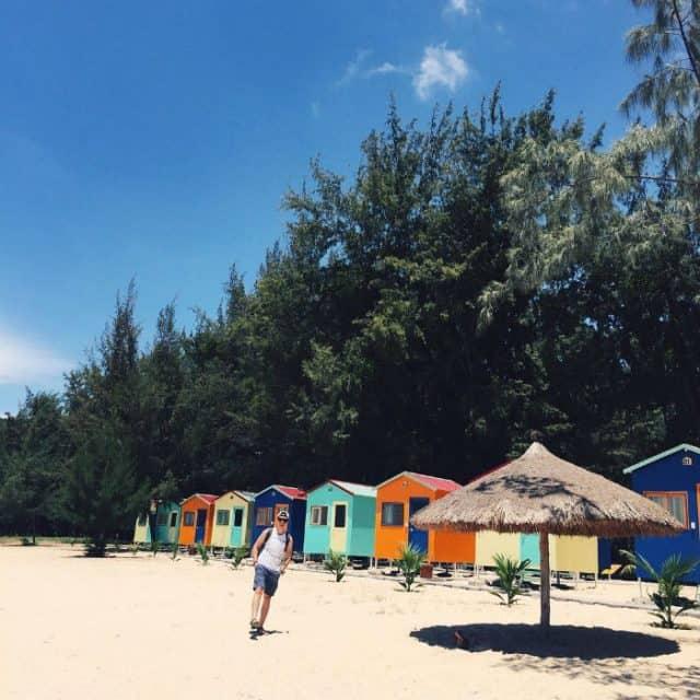 Bãi biển Đại Lãnh – Điểm đến hấp dẫn cho giới trẻ
