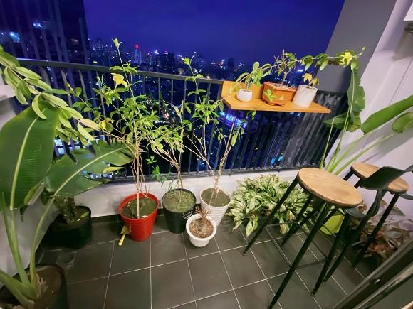 Không gian căn hộ của diễn viên Hương Giang