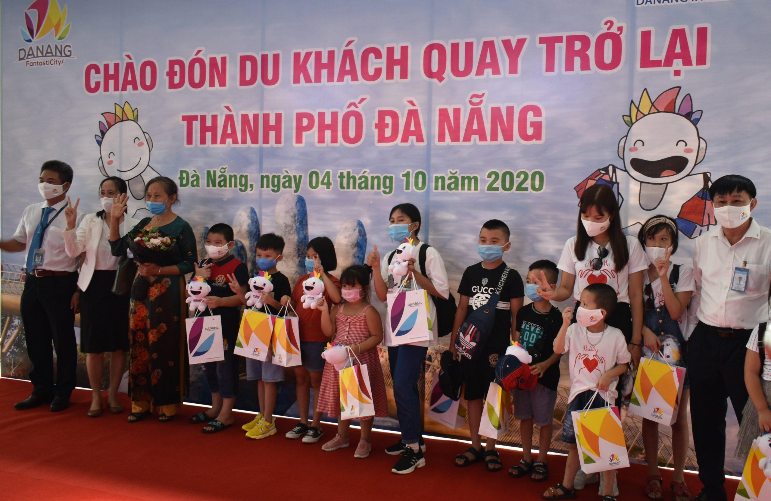 Đà Nẵng: Hân hoan chào đón du khách trở lại