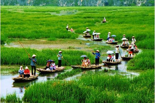 """""""Việt Nam - Đi để trải nghiệm"""""""