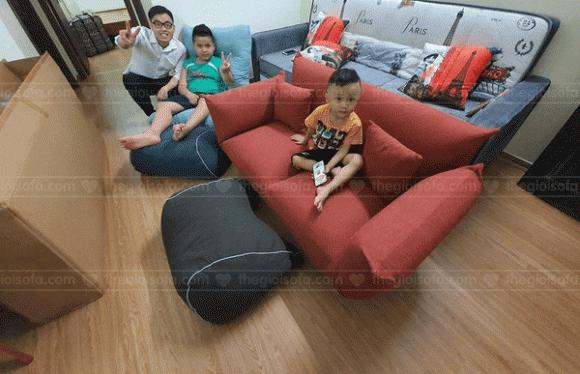 Ghế sofa giá rẻ, sofa cho chung cư mini, thế giới sofa
