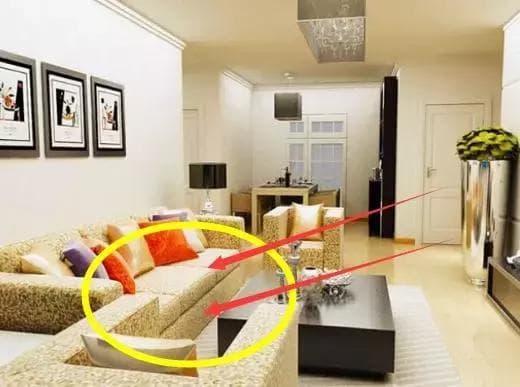 ghế sofa, phong thủy, phòng khách