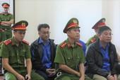 Cựu thượng tá công an kháng cáo vụ gian lận điểm ở Hòa Bình