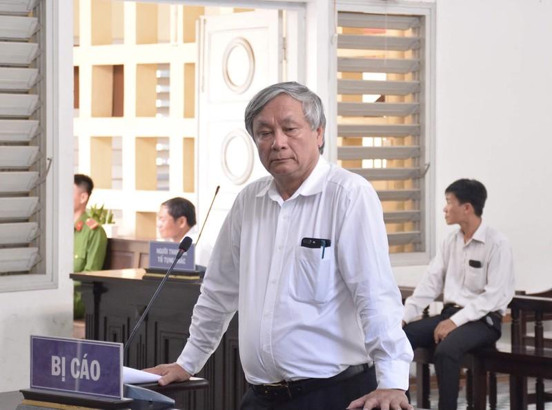 Tuyên án cựu giám đốc Sở Y tế tỉnh Long An