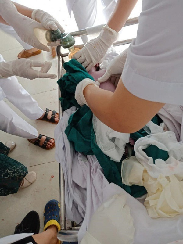 Thai phụ tai nạn tử vong trên đường về quê: 'N. tâm sự nhớ con quá nên quyết về'