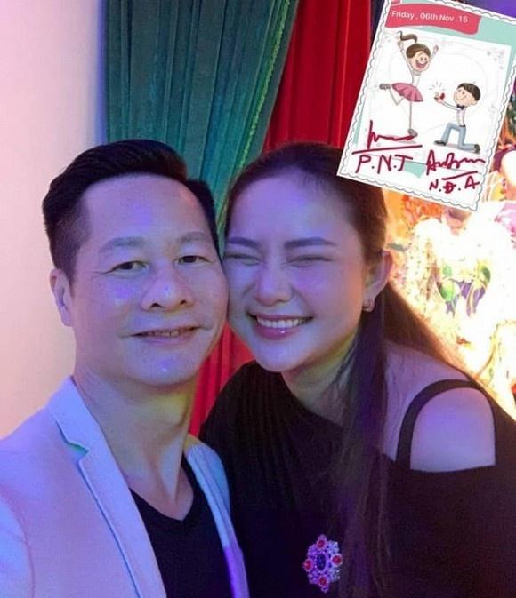 Phan Như Thảo kỷ niệm 5 năm bên chồng, hé lộ hợp đồng tình yêu cực dễ thương