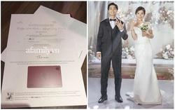 Hé lộ thiệp cưới của Công Phượng, công tác an ninh được đảm bảo như sao hạng A