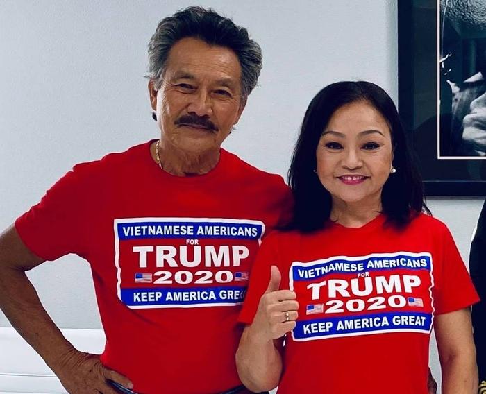 Nghệ sĩ Việt ở Mỹ bỏ phiếu cho ai?