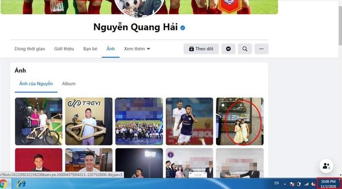 Lộ tin nhắn Huỳnh Anh thực sự cho Quang Hải 'mọc sừng'?