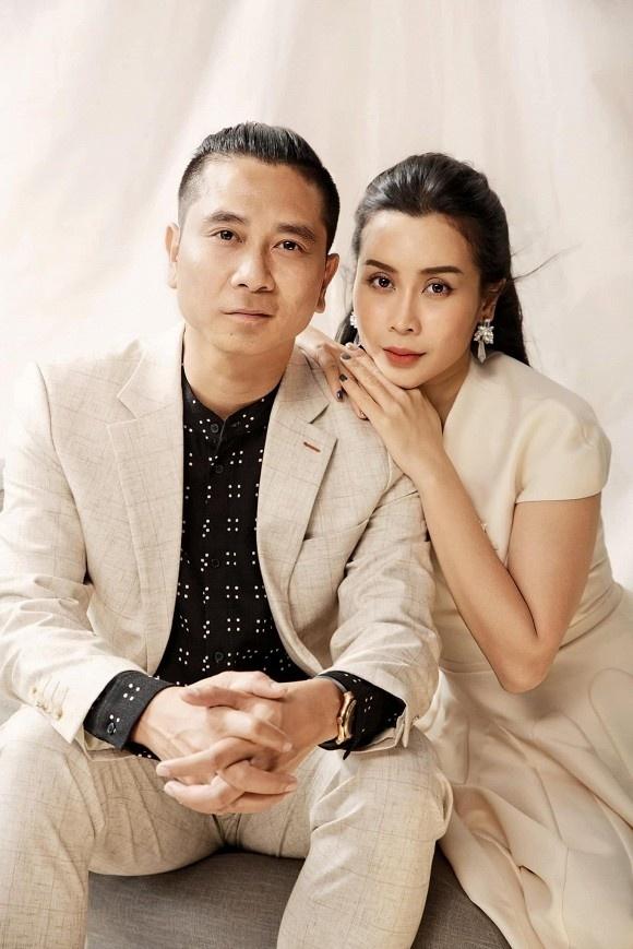 Lưu Hương Giang lên tiếng giải thích khi bị đồn xích mích với Hồ Hoài Anh: 'Chồng vẫn ngoan'