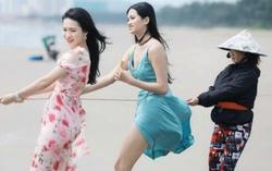 Ảnh thí sinh Hoa hậu Việt Nam 2020 kéo lưới bị netizen la ó vì 'giả trân' và kém duyên