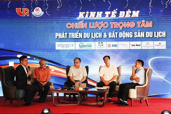 Hội thảo về kinh tế đêm ở Nha Trang (Khánh Hòa)