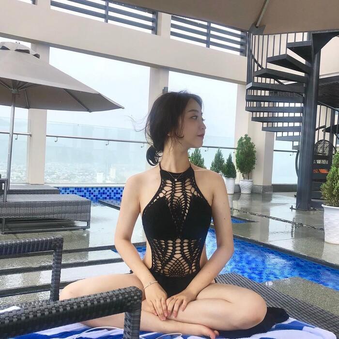 Hot girl Hàn giảm 28kg dù bữa nào cũng ăn no đầy đủ dinh dưỡng